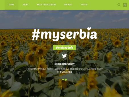 Participe da campanha #MySerbia