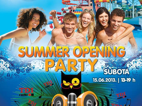 GUARANA SUMMER OPENING PARTY 2013