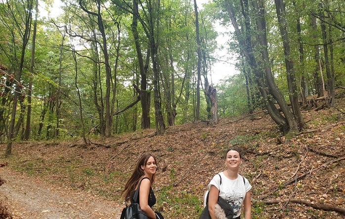 Hiking NP Djerdap