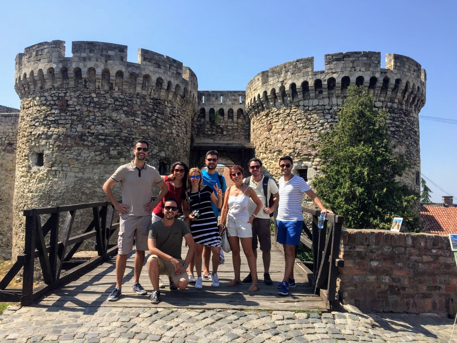 Viagem em Belgrado