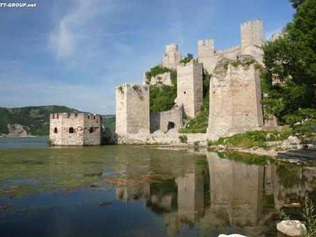 FORTALEZAS DA SÉRVIA - Herança dos tempos medievais