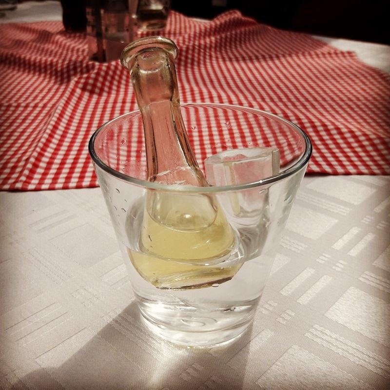 Rakia - serbian drink
