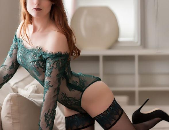 Cassandra Gray Redhead London Escort