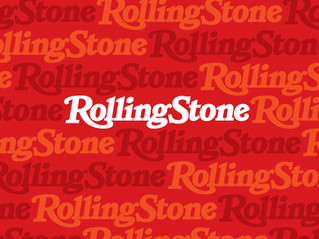 Emma McGann in the Rolling Stone