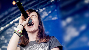 Emma performs at Witney Music Festival
