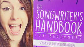 Now Available: 'The Songwriter's Handbook for Beginners'