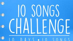 10 Songs Challenge