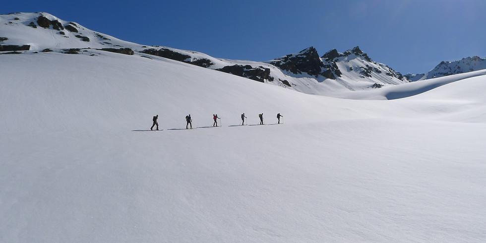 Brechhorn - Splitboard/Skitour 8. Februar