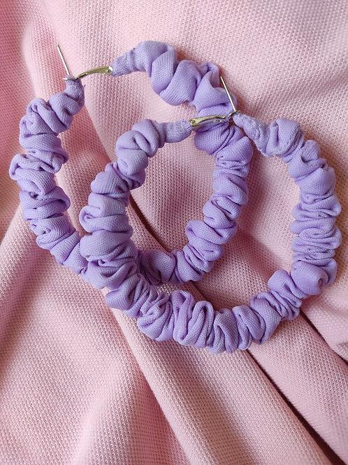 Charmin Scrunchie Earrings