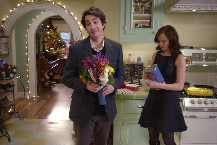 """Here's what Paul has to say about his *forgettable* role on """"Gilmore Girls"""""""