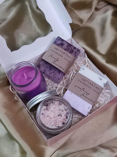 Lovely Lavender Pamper Hamper