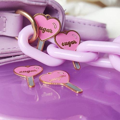 Sugar Lollipop Charm