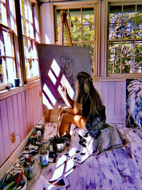 Painting, Hobbies, COVID-19