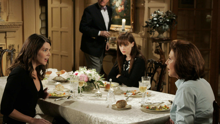 Are the Gilmore Girls the epitome of Polarity?