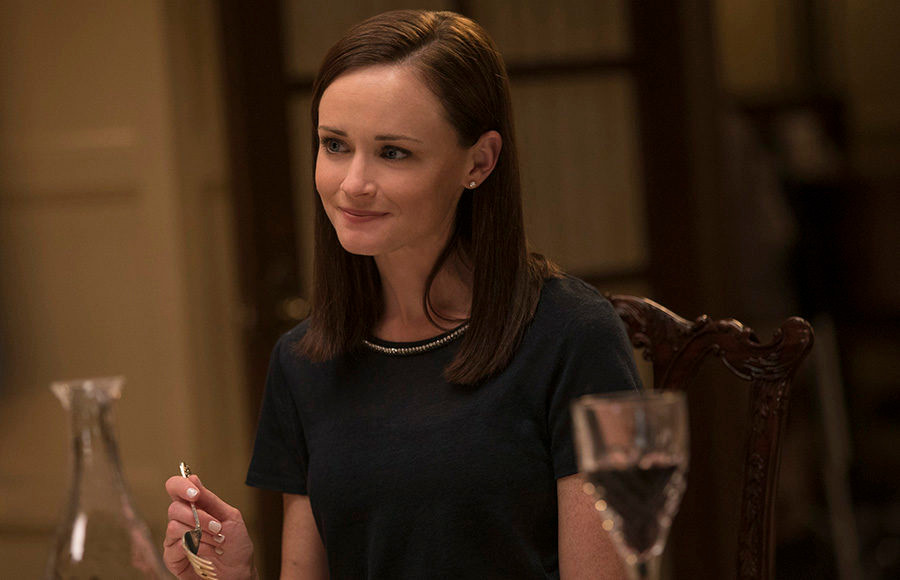Alexis Bledel as Rory Gilmore from Gilmore Girls, A Year In The Life