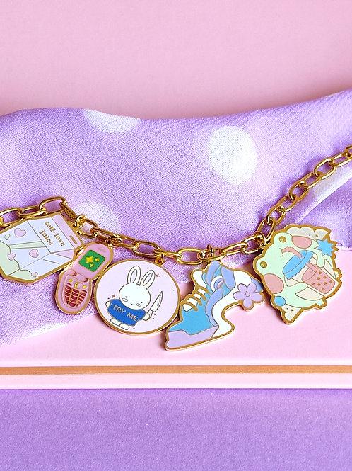 Charmin X Artists Collection Bracelet