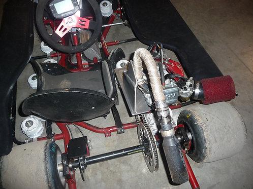 BW Go Kart for Honda, Clone or Predator