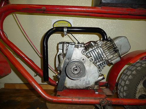Mini Bike Foward Exit                                    Briggs Animal/Intek 206