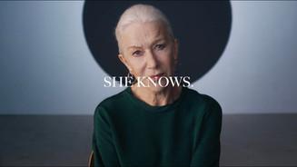 """Food Planet Prize"" featuring Helen Mirren"