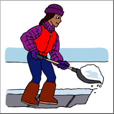 Winter Sidewalk Clearing