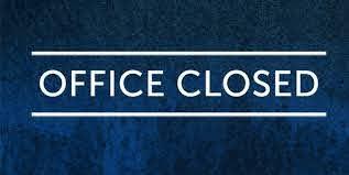 Village Office Closed