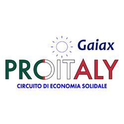 Logo sito con gaiax