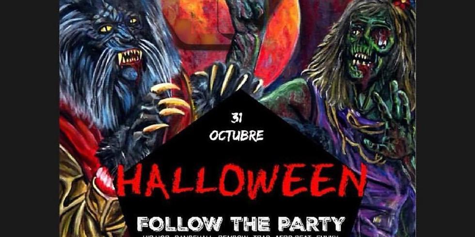 NuhProud en Fever Fiesta Halloween