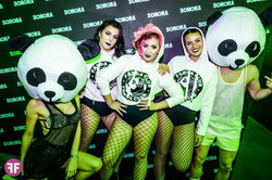Show Panda sonora