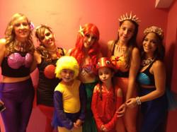 Sirenita show