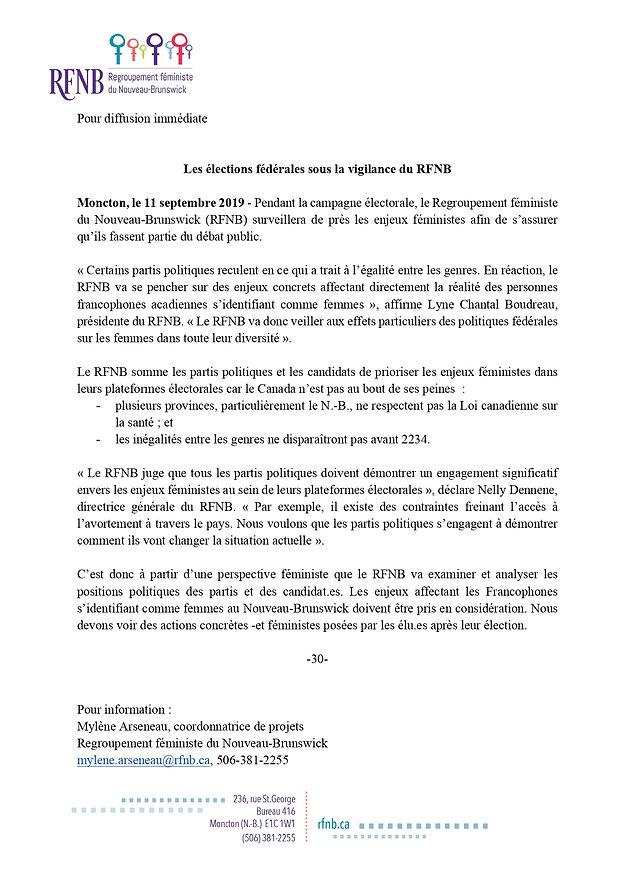 Communiqué_Lancement_Élections_2019_-_11