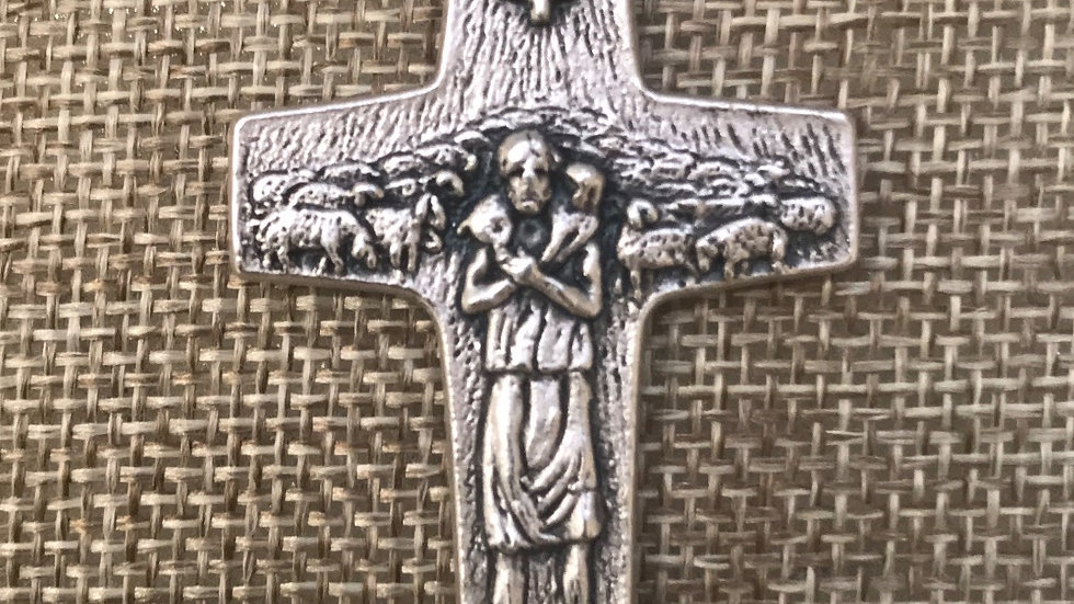 Good Shepherd Cross  CR48