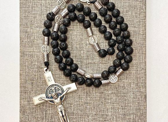 Rosary St Benedict.