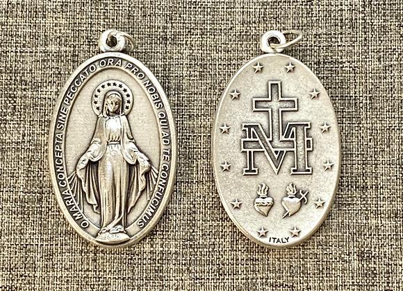 Miraculous Medal OV-44.