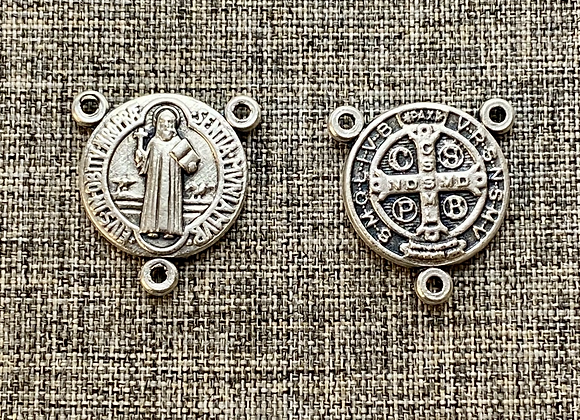 St Benedict Rosary Connector