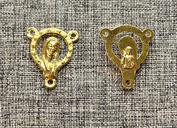 Our Lady Rosary Connector