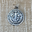 Thumbnail: St. Benedict medal, Sterling Silver 925