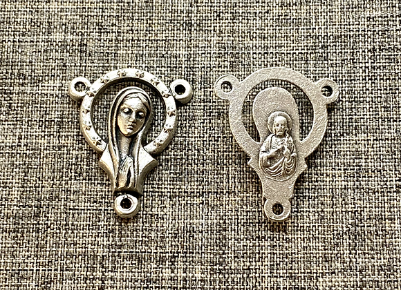 Our Lady Rosary Connector.