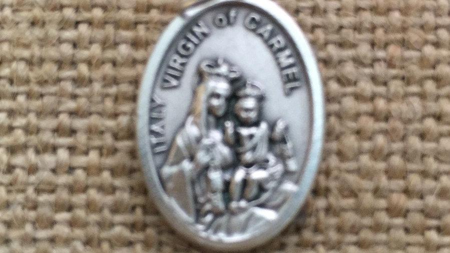 Virgin of Carmel  12 pk