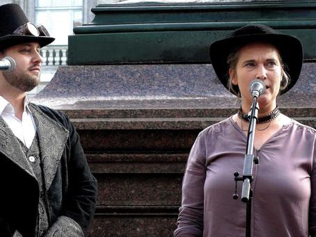 Live-Hörspiele bei den Nikolaifestspielen