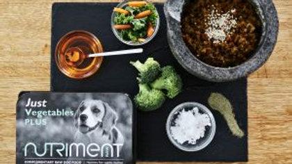 Nutriment Just Vegetables Plus