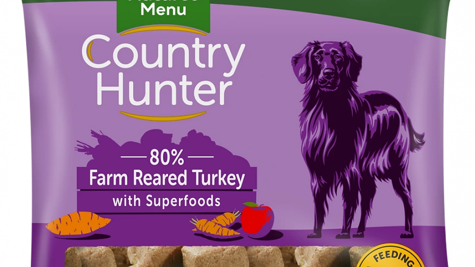 Country Hunter Farm Reared Turkey Nuggets