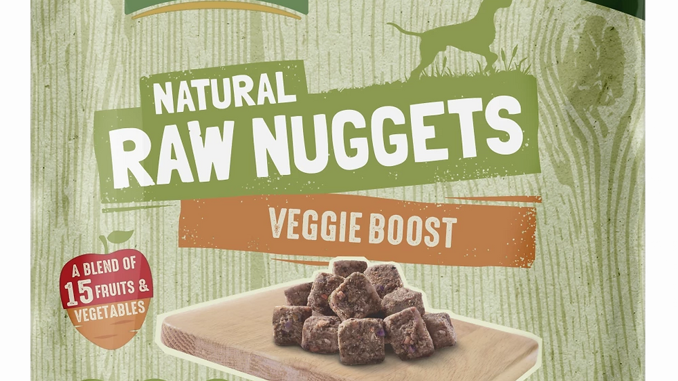 Veggie Boost Nuggets