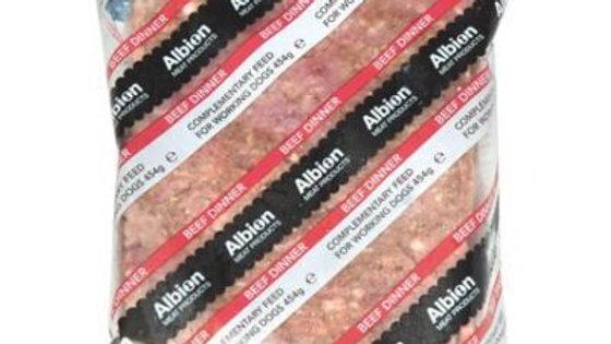 Albion Standard Minced Beef Dinner