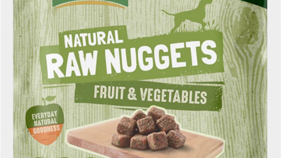 Fruit & Vegetables Nuggets