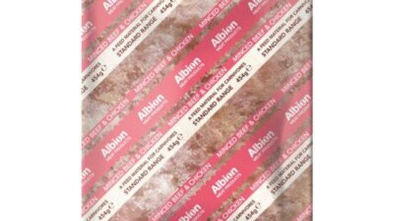 Albion Standard Minced  Beef & Chicken