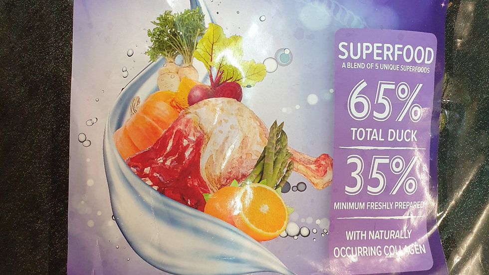 Superfood 65 Duck