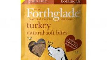 Forthglade Soft Bite Grain FreeTurkey Treat