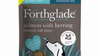 Forthglade Soft Bite Training Treats Dalmon & Herring