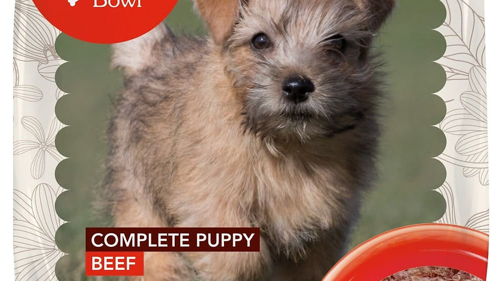Albion Beef Puppy Complete