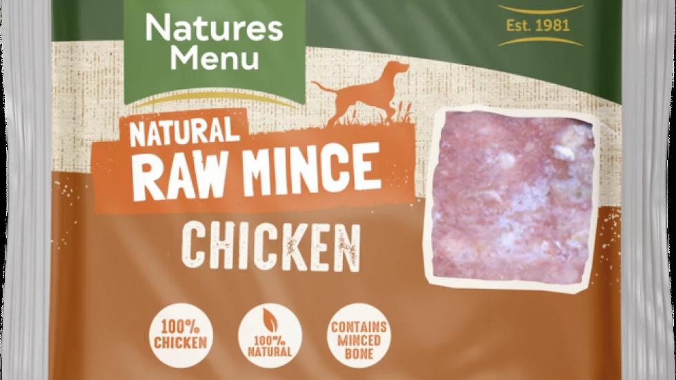 Just Chicken Raw Mince